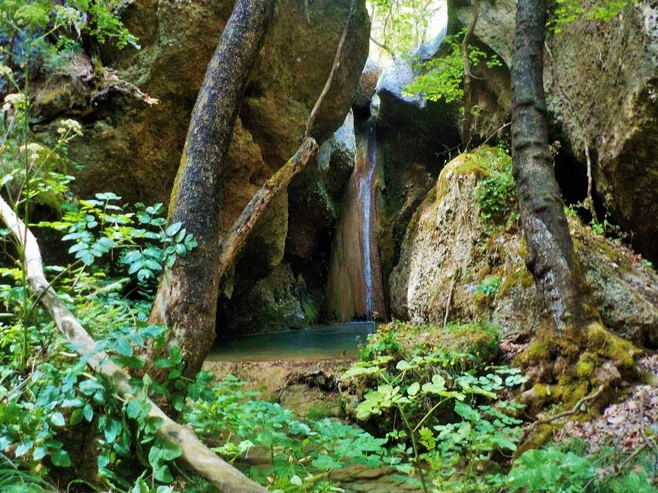 The Happiness Retreat - Apostolia Papadamaki - Waterfall in Regreen Seliana