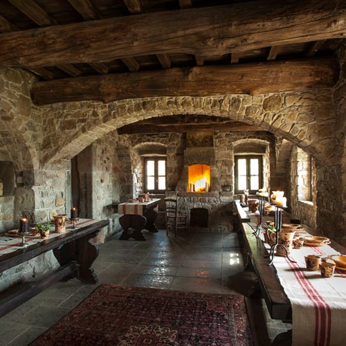The Happiness Retreat Rise blissfully Silent Dinner Eremito Umbria