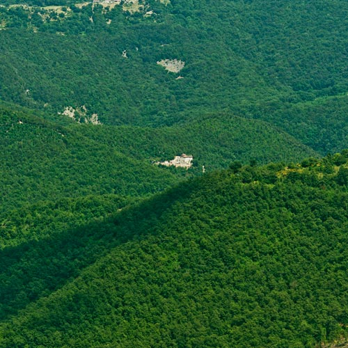 The Happiness Retreat - Eremito Aerial photo