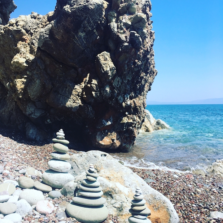 Stone Altar Creativity Obstacles How We Create Happiness